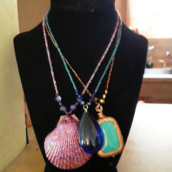 Tibetan Crab Yak Bone Necklace Man-made Carving Pendant Richy-Glory